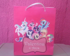 Sacola My Little Pony (Mod3)