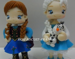 PRINCESAS FROZEN BISCUIT