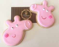 Biscoitos Decorados - Peppa Pig