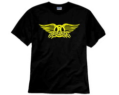Camiseta de Rock Aerosmith