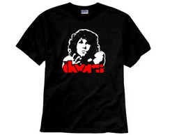 Camiseta de Rock The Doors