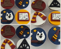 Mini cupcake Harry Potter