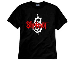 Camiseta de Rock Slipknot