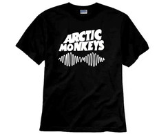 Camiseta de Rock Arctic monkeys