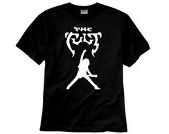 Camiseta de Rock The Cult