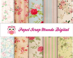 papel digital shaby chic 17-5
