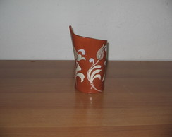 Vaso Decorado - vendido