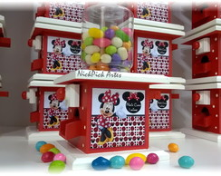 Candy Box Mini Minnie Festa lembrancinha