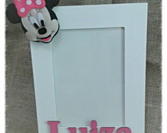 Porta retrato Minnie/Mickey
