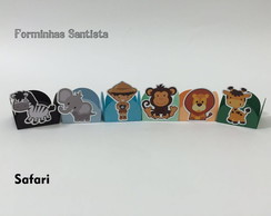 KIT FORMINHAS SAFARI - VAREJO