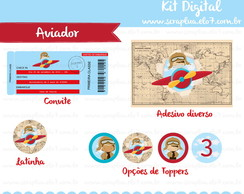Kit Digital Aviador