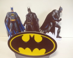 Kit display Tema Batman