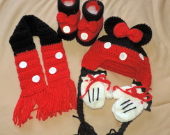 Kit Baby Mickey ou Minnie