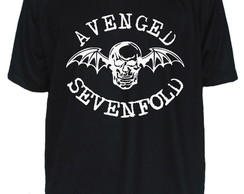 Camiseta Avenged Sevenfold Bandas de Rock