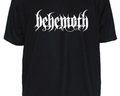Camiseta Behemoth Banda de Rock