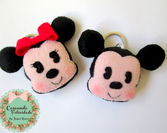 Chaveito Minnie e Mickey