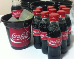 Kit Sabonete Coca Cola 50 Ml