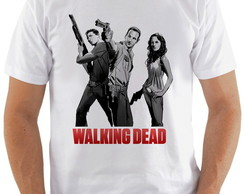 Camiseta Walking Dead #1