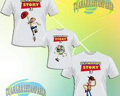 Kit Camiseta - Toy Story 01