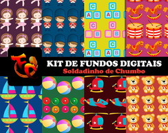 Kit Digital - Soldadinho de Chumbo 3