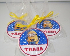 "Latinha Mint To Be ""Minions"""