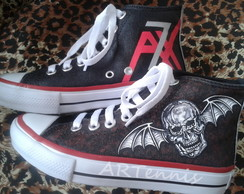 Tênis Avenged Sevenfold