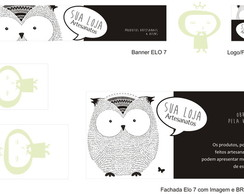 Kit Elo 7 Talkative Owl