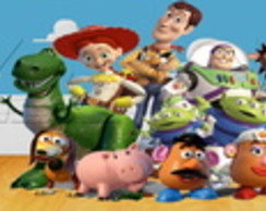 Arte Digital Rotulo Toy Story