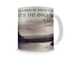 Caneca Game of Thrones Can be brave