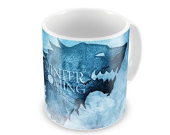 Caneca Game of Thrones Winter