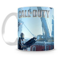 Caneca Call Of Duty Scene