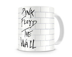 Caneca Pink Floyd The Wall Branca