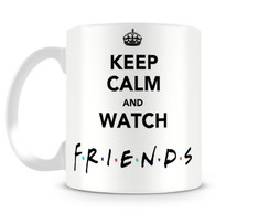 Caneca Friends Keep Calm