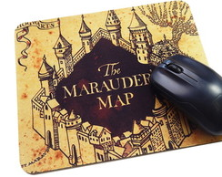 Mousepad Mapa do Maroto