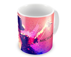 Caneca Michael Jackson Red
