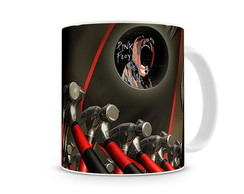 Caneca Pink Floyd The Wall Martelos