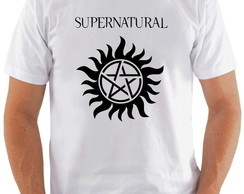 Camiseta Supernatural #1 Logo
