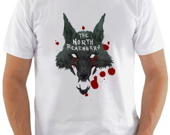 Camiseta Game Of Thrones #9 The North