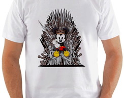Camiseta Game Of Thrones #11 Mickey