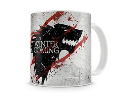 Caneca Game of Thrones Winter Bood