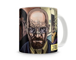 Caneca Breaking Bad HQ