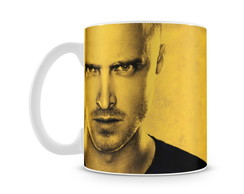 Caneca Breaking Jesse Pinkman Yellow
