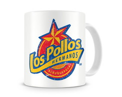Caneca Breaking Bad Los Pollos Hermanos