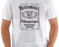 Camiseta Breaking Bad #16