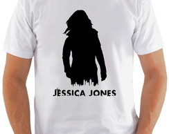 Camiseta Jessica Jones #1 Silueta