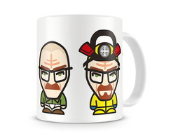 Caneca B. Bad Walter W. Evolution Desenh