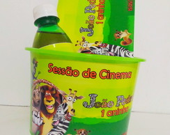 Kit cinema Madagascar
