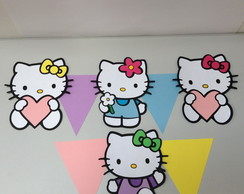 Bandeirola Hello Kitty 2