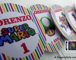 90 Toppers Super Mario Bros