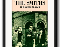 Quadro The Smiths com Paspatur